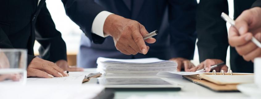 Gascon Droit des affaires Business Law